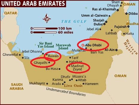 Teach in Oil Company American Schools in Abu Dhabi
